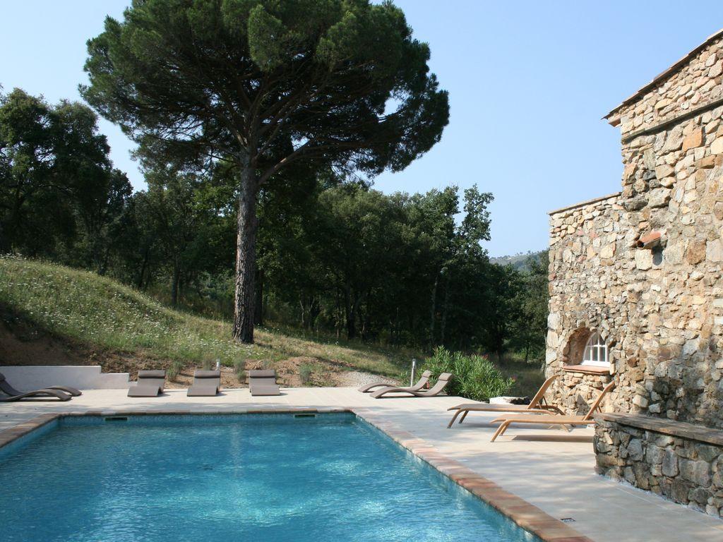 Ferienhaus Modernes Haus mit Terrasse, nahe dem beliebten St. Maxime (428319), Sainte Maxime, Côte d'Azur, Provence - Alpen - Côte d'Azur, Frankreich, Bild 25