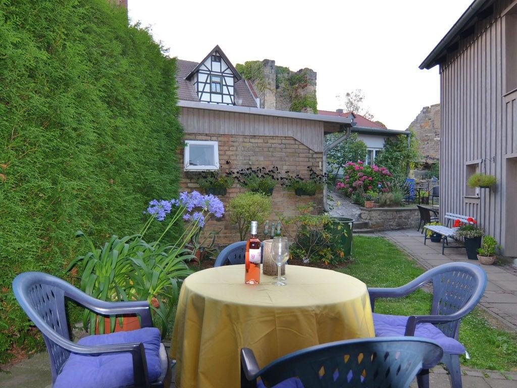 Ferienwohnung Ruhige Ferienwohnung in Blankenburg Harz mit Gartensitzplatz (432094), Blankenburg (DE), Harz (Sachsen-Anhalt), Sachsen-Anhalt, Deutschland, Bild 5