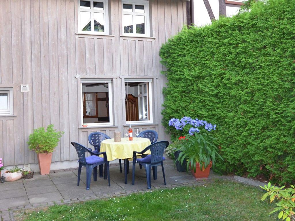 Ferienwohnung Ruhige Ferienwohnung in Blankenburg Harz mit Gartensitzplatz (432094), Blankenburg (DE), Harz (Sachsen-Anhalt), Sachsen-Anhalt, Deutschland, Bild 4