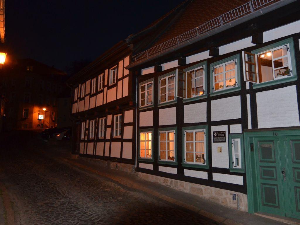 Ferienwohnung Ruhige Ferienwohnung in Blankenburg Harz mit Gartensitzplatz (432094), Blankenburg (DE), Harz (Sachsen-Anhalt), Sachsen-Anhalt, Deutschland, Bild 2