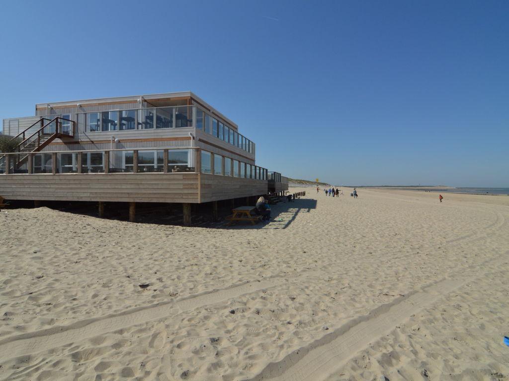 Ferienwohnung Gemütliches Appartement in Seeland am Meer (442088), Nieuwvliet, , Seeland, Niederlande, Bild 25