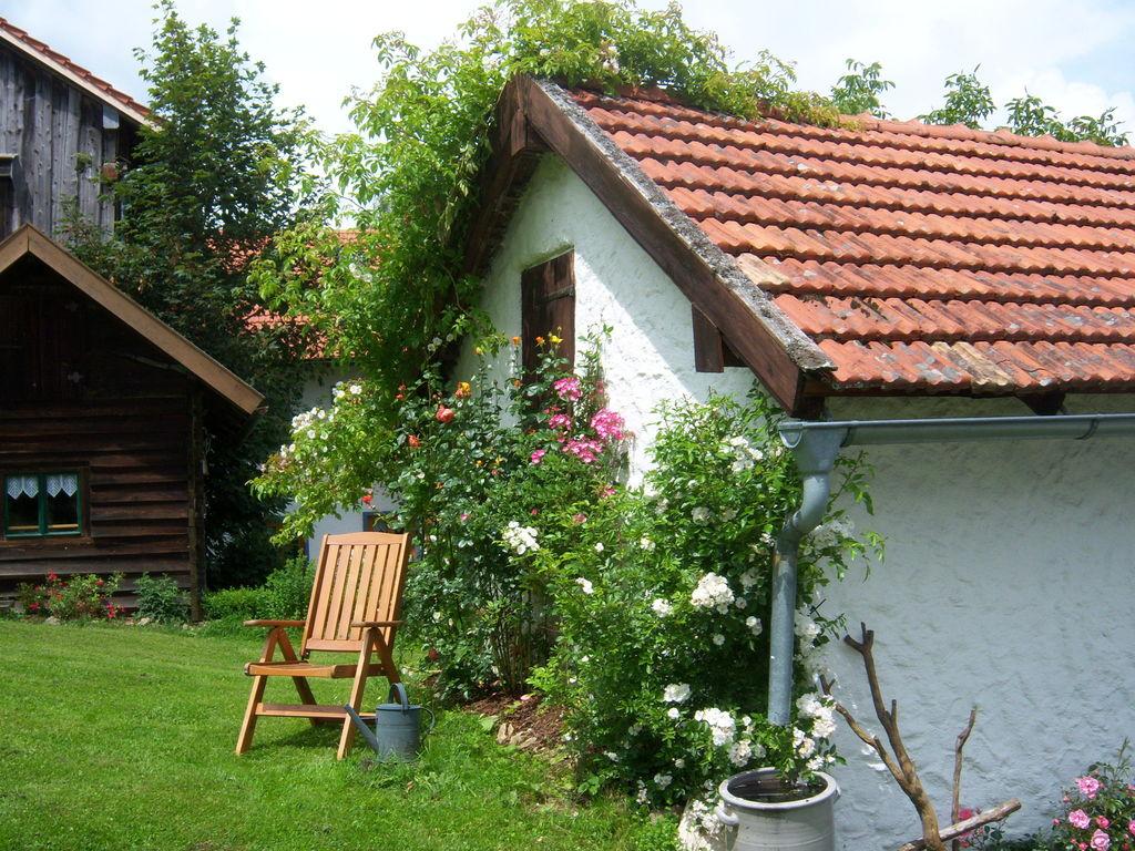 Ferienhaus Ehemaliges Bauernhaus mit Garten, Liegewiese und einzigartiger Aussicht (438225), Zenting, Bayerischer Wald, Bayern, Deutschland, Bild 20
