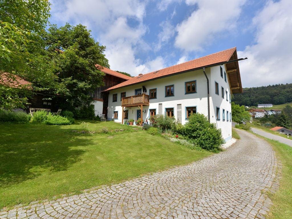 Ferienhaus Ehemaliges Bauernhaus mit Garten, Liegewiese und einzigartiger Aussicht (438225), Zenting, Bayerischer Wald, Bayern, Deutschland, Bild 21