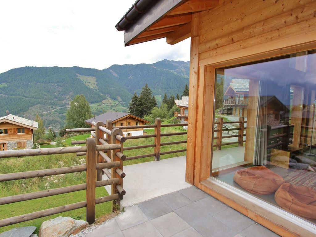 Holiday house Cala Montgo (442084), La Tzoumaz, 4 Vallées, Valais, Switzerland, picture 8