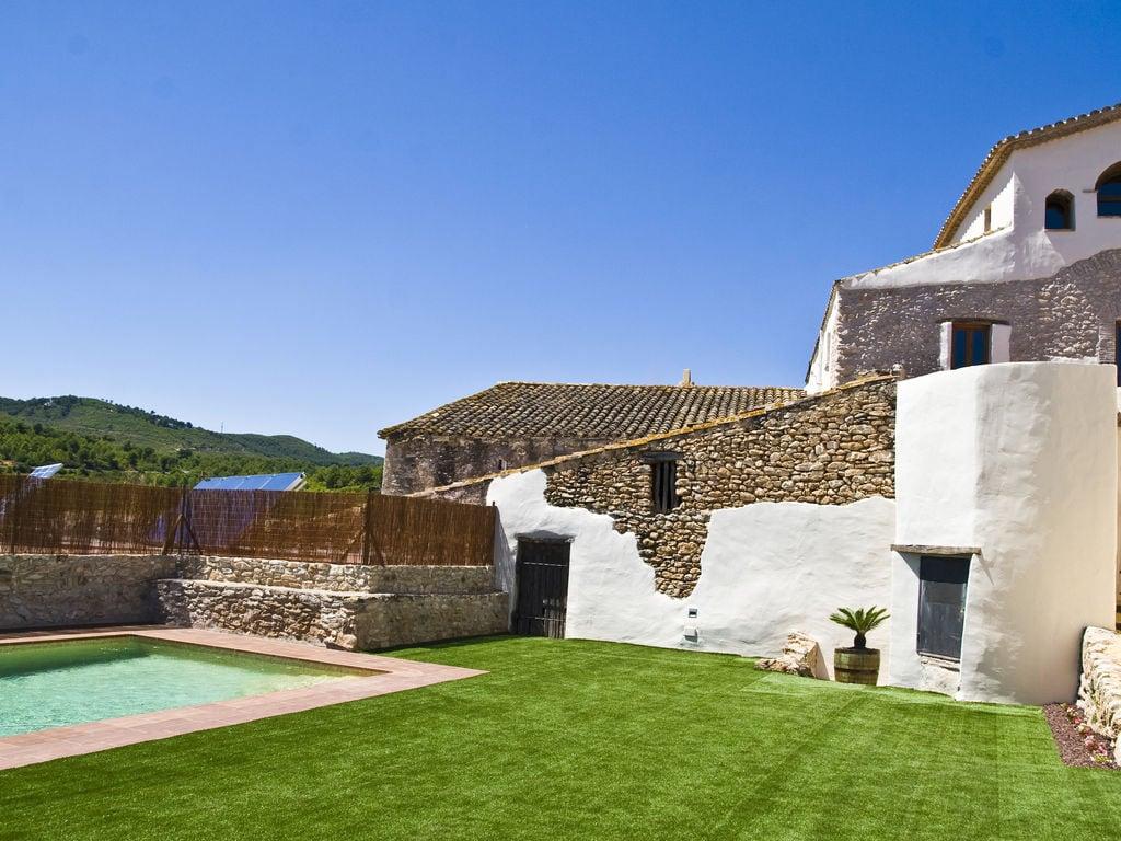 Ferienhaus Luxuriöses Herrenhaus in Katalonien mit Sauna (447521), La Bisbal del Penedes, Tarragona, Katalonien, Spanien, Bild 5