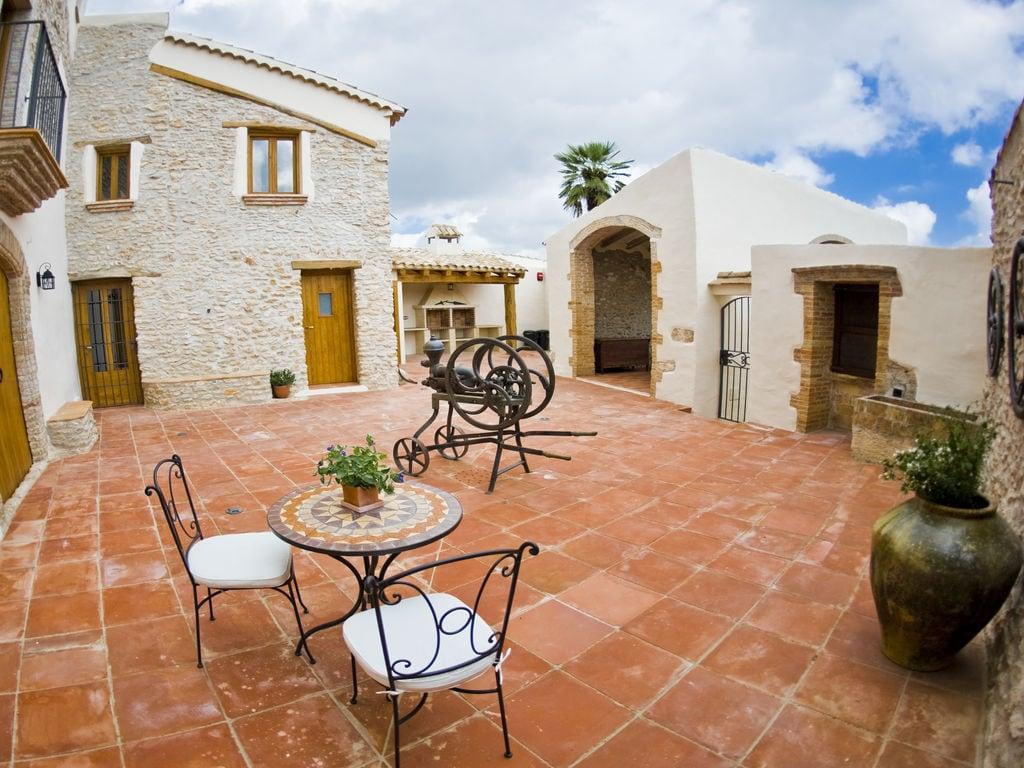 Ferienhaus Luxuriöses Herrenhaus in Katalonien mit Sauna (447521), La Bisbal del Penedes, Tarragona, Katalonien, Spanien, Bild 26