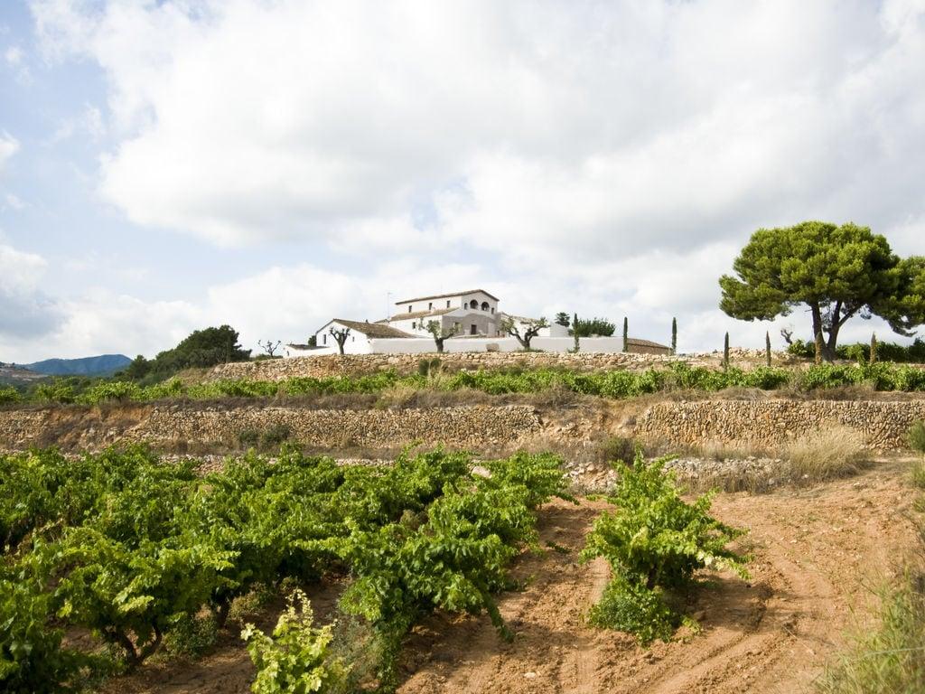 Ferienhaus Luxuriöses Herrenhaus in Katalonien mit Sauna (447521), La Bisbal del Penedes, Tarragona, Katalonien, Spanien, Bild 32
