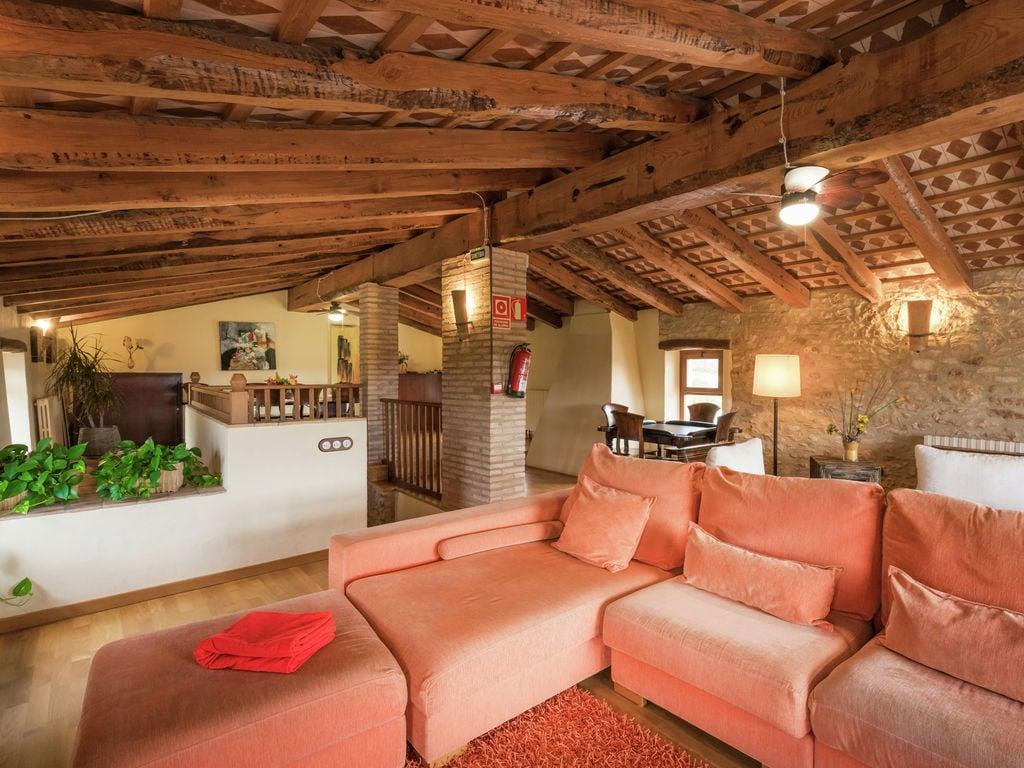 Ferienhaus Luxuriöses Herrenhaus in Katalonien mit Sauna (447521), La Bisbal del Penedes, Tarragona, Katalonien, Spanien, Bild 9