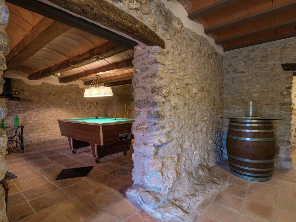 Ferienhaus Luxuriöses Herrenhaus in Katalonien mit Sauna (447521), La Bisbal del Penedes, Tarragona, Katalonien, Spanien, Bild 13