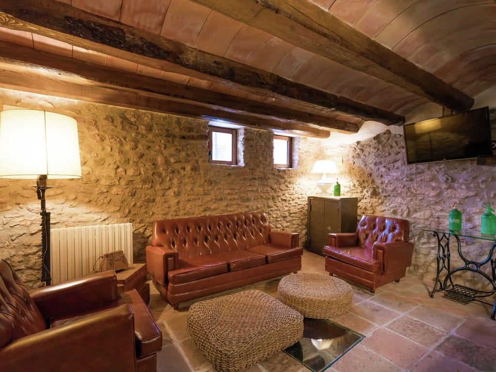 Ferienhaus Luxuriöses Herrenhaus in Katalonien mit Sauna (447521), La Bisbal del Penedes, Tarragona, Katalonien, Spanien, Bild 14