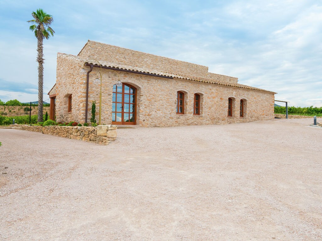 Ferienhaus Luxuriöses Herrenhaus in Katalonien mit Sauna (447521), La Bisbal del Penedes, Tarragona, Katalonien, Spanien, Bild 3