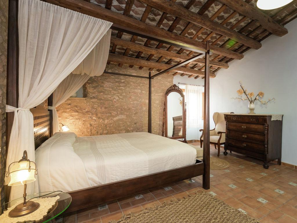 Ferienhaus Luxuriöses Herrenhaus in Katalonien mit Sauna (447521), La Bisbal del Penedes, Tarragona, Katalonien, Spanien, Bild 19