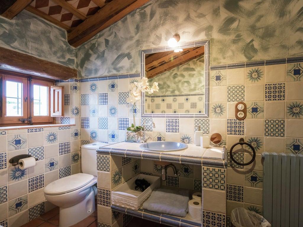 Ferienhaus Luxuriöses Herrenhaus in Katalonien mit Sauna (447521), La Bisbal del Penedes, Tarragona, Katalonien, Spanien, Bild 25