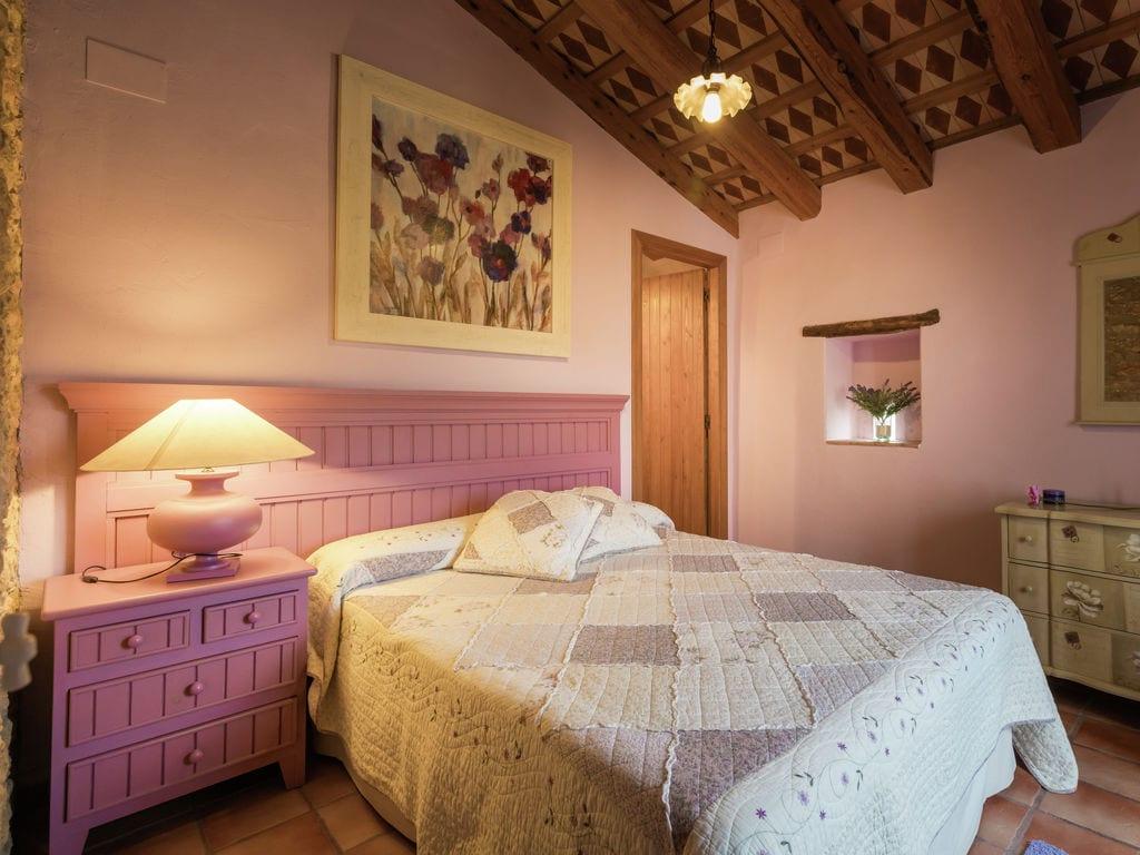 Ferienhaus Luxuriöses Herrenhaus in Katalonien mit Sauna (447521), La Bisbal del Penedes, Tarragona, Katalonien, Spanien, Bild 17