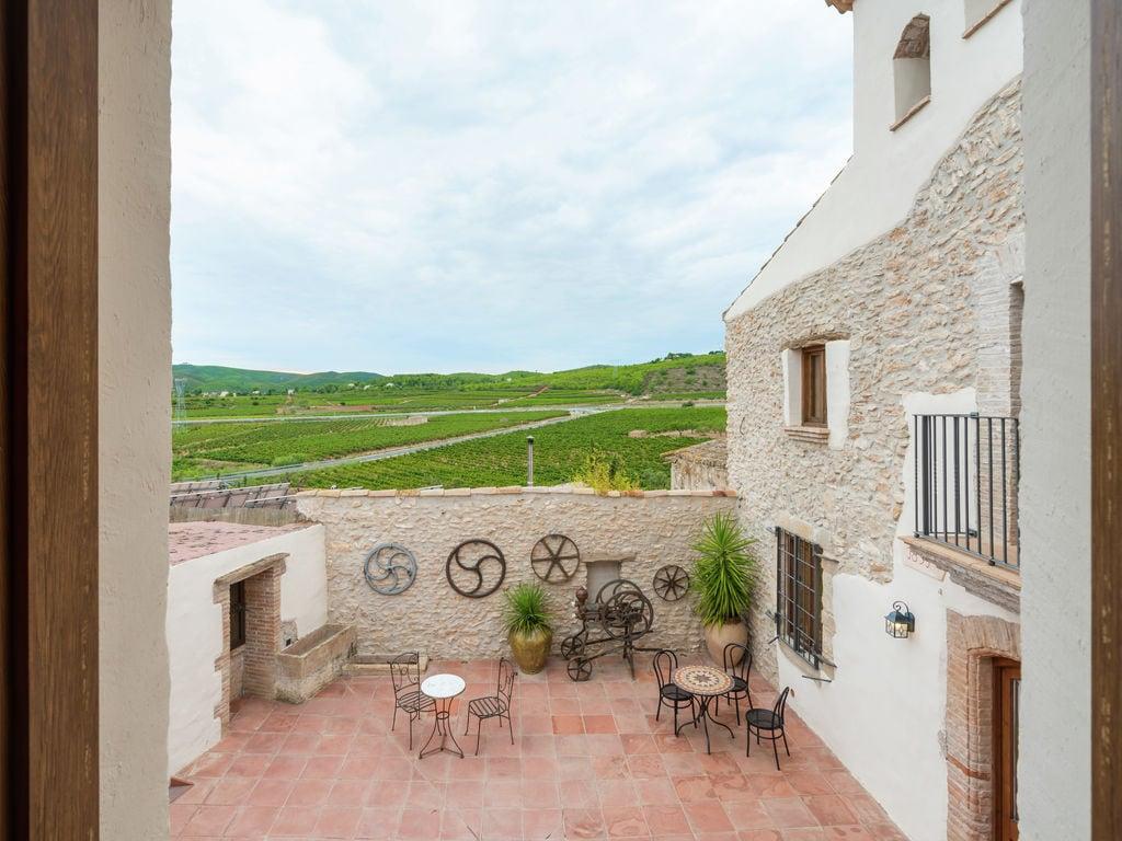Ferienhaus Luxuriöses Herrenhaus in Katalonien mit Sauna (447521), La Bisbal del Penedes, Tarragona, Katalonien, Spanien, Bild 6