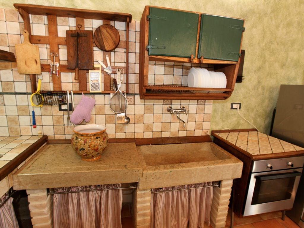 Ferienhaus Charmantes Ferienhaus Ripa del Sole mit Sauna in Cagli (445126), Cagli, Pesaro und Urbino, Marken, Italien, Bild 17