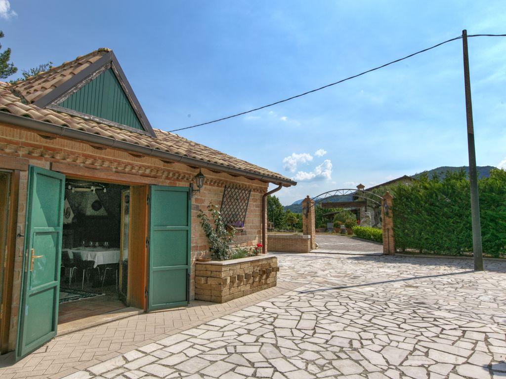 Ferienhaus Charmantes Ferienhaus Ripa del Sole mit Sauna in Cagli (445126), Cagli, Pesaro und Urbino, Marken, Italien, Bild 24