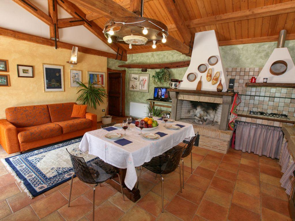 Ferienhaus Charmantes Ferienhaus Ripa del Sole mit Sauna in Cagli (445126), Cagli, Pesaro und Urbino, Marken, Italien, Bild 3