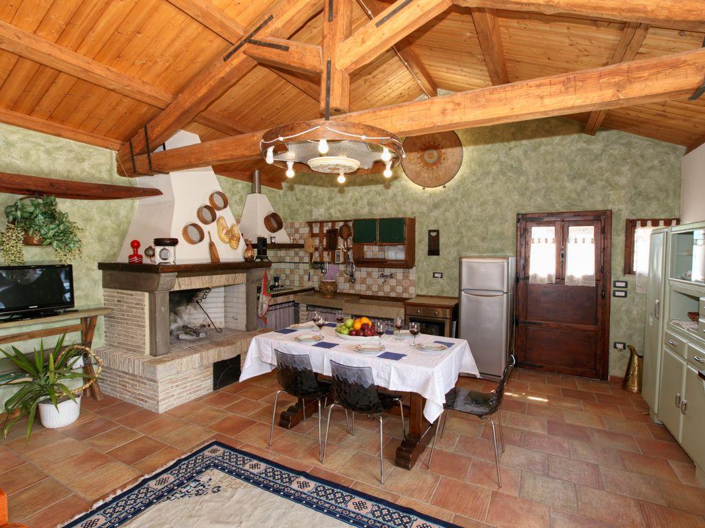 Ferienhaus Charmantes Ferienhaus Ripa del Sole mit Sauna in Cagli (445126), Cagli, Pesaro und Urbino, Marken, Italien, Bild 13