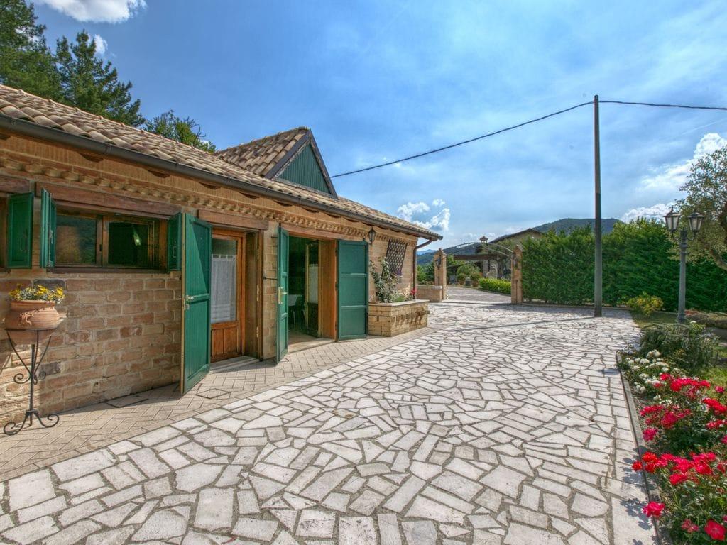 Ferienhaus Charmantes Ferienhaus Ripa del Sole mit Sauna in Cagli (445126), Cagli, Pesaro und Urbino, Marken, Italien, Bild 10