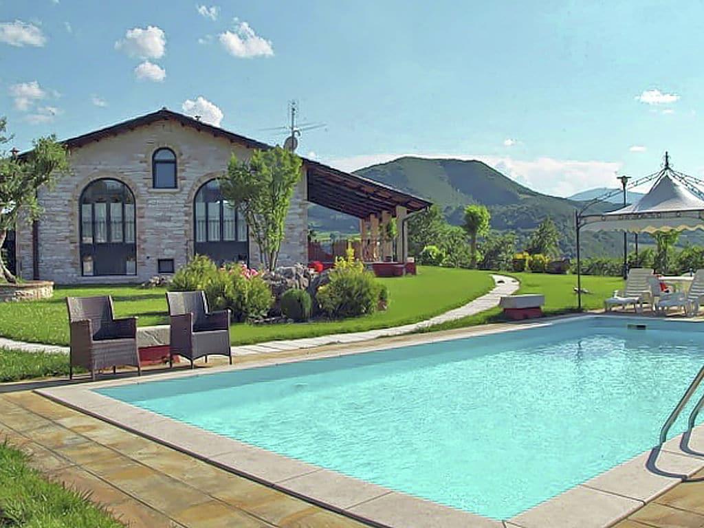 Ferienhaus Charmantes Ferienhaus Ripa del Sole mit Sauna in Cagli (445126), Cagli, Pesaro und Urbino, Marken, Italien, Bild 12