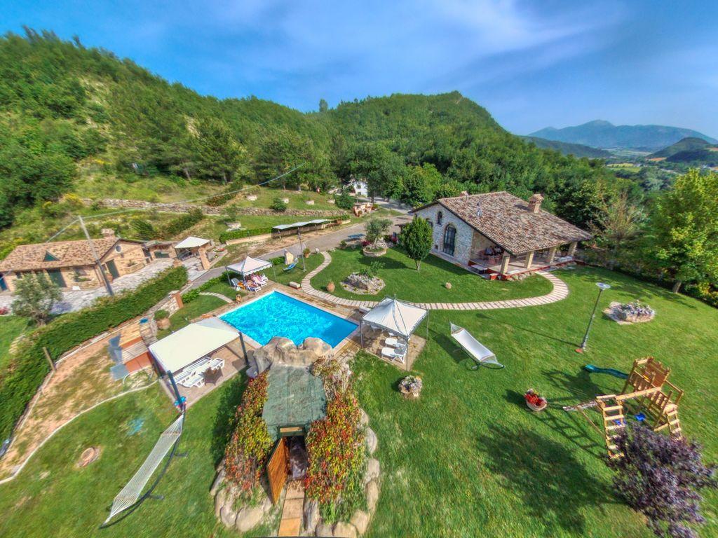 Ferienhaus Charmantes Ferienhaus Ripa del Sole mit Sauna in Cagli (445126), Cagli, Pesaro und Urbino, Marken, Italien, Bild 27