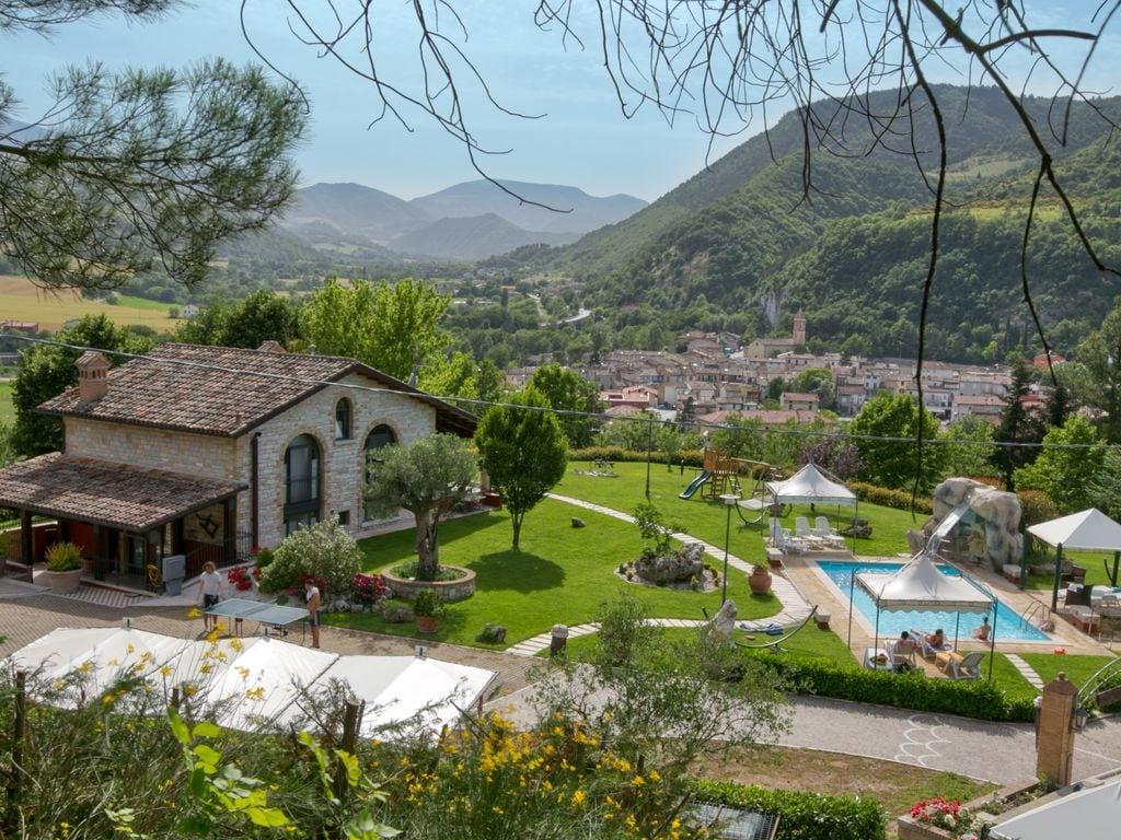 Ferienhaus Charmantes Ferienhaus Ripa del Sole mit Sauna in Cagli (445126), Cagli, Pesaro und Urbino, Marken, Italien, Bild 11