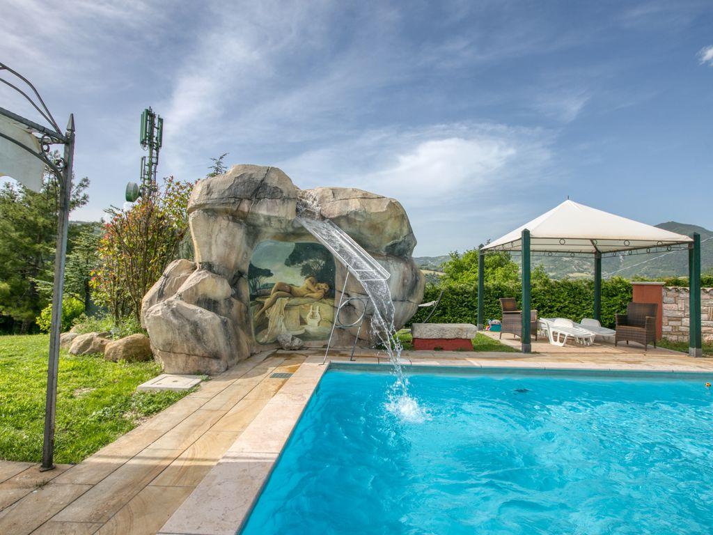 Ferienhaus Charmantes Ferienhaus Ripa del Sole mit Sauna in Cagli (445126), Cagli, Pesaro und Urbino, Marken, Italien, Bild 28