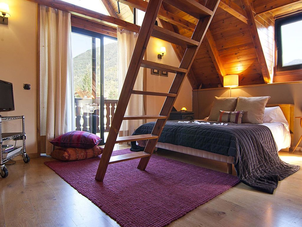 Ferienhaus Modernes Landhaus in Vielha mit Sauna und Whirlpool (454775), Viella (ES), Lleida, Katalonien, Spanien, Bild 16