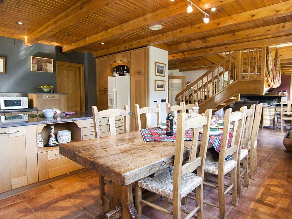 Ferienhaus Modernes Landhaus in Vielha mit Sauna und Whirlpool (454775), Viella (ES), Lleida, Katalonien, Spanien, Bild 10