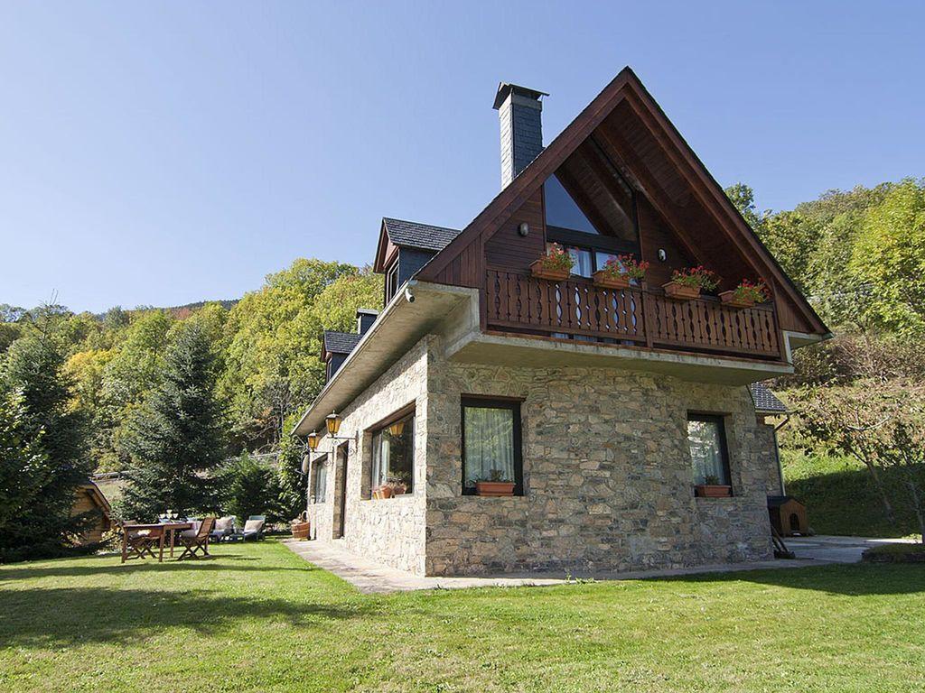 Ferienhaus Modernes Landhaus in Vielha mit Sauna und Whirlpool (454775), Viella (ES), Lleida, Katalonien, Spanien, Bild 30
