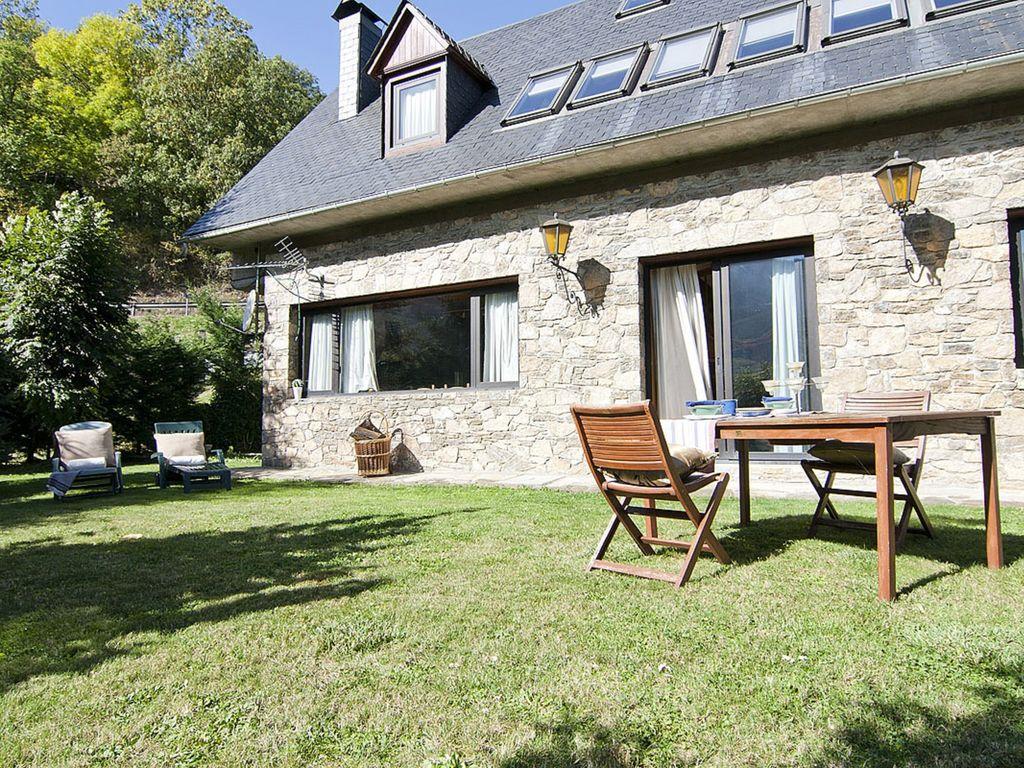 Ferienhaus Modernes Landhaus in Vielha mit Sauna und Whirlpool (454775), Viella (ES), Lleida, Katalonien, Spanien, Bild 31