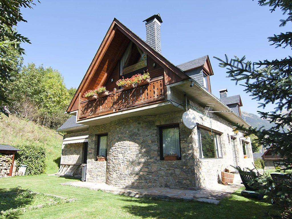 Ferienhaus Modernes Landhaus in Vielha mit Sauna und Whirlpool (454775), Viella (ES), Lleida, Katalonien, Spanien, Bild 4
