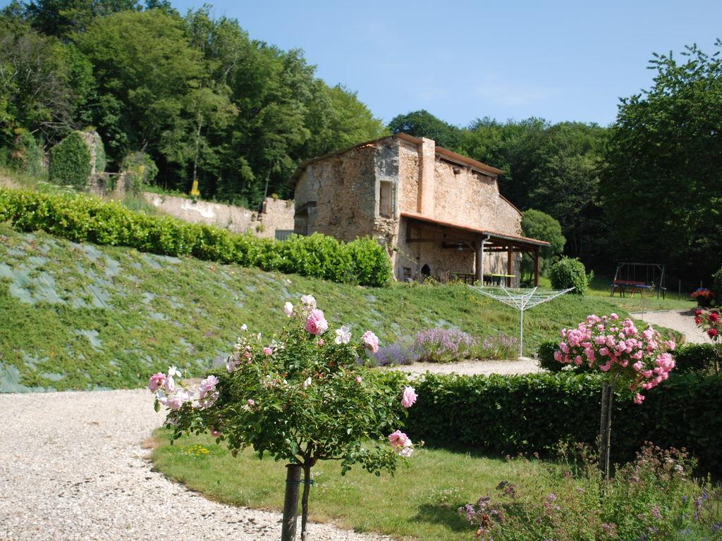 Ferienhaus Geräumiges Ferienhaus in Roussines mit privatem Pool (464999), Cherves Châtelars, Charente, Poitou-Charentes, Frankreich, Bild 23