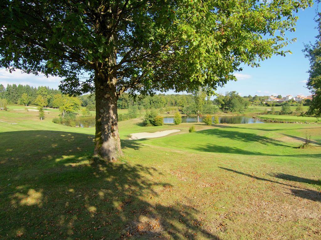 Ferienhaus Geräumiges Ferienhaus in Roussines mit privatem Pool (464999), Cherves Châtelars, Charente, Poitou-Charentes, Frankreich, Bild 32
