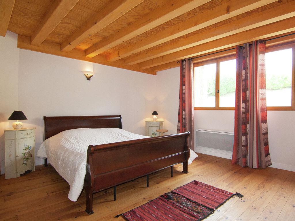 Ferienhaus Geräumiges Ferienhaus in Roussines mit privatem Pool (464999), Cherves Châtelars, Charente, Poitou-Charentes, Frankreich, Bild 15