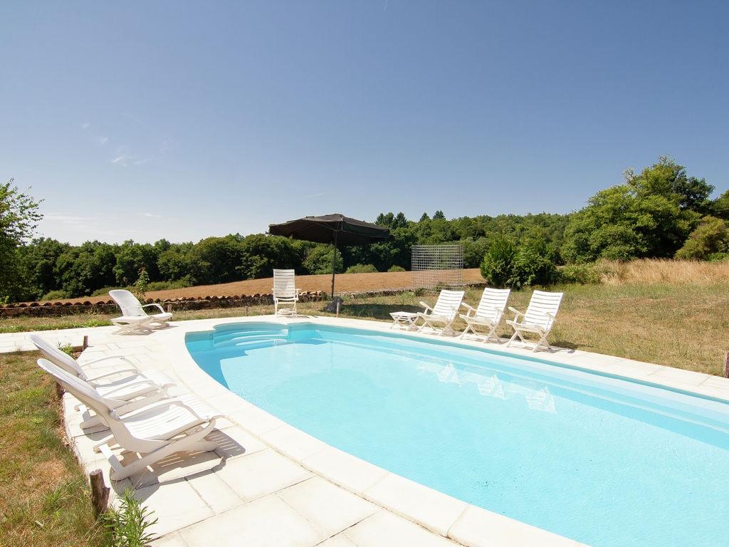 Ferienhaus Geräumiges Ferienhaus in Roussines mit privatem Pool (464999), Cherves Châtelars, Charente, Poitou-Charentes, Frankreich, Bild 6