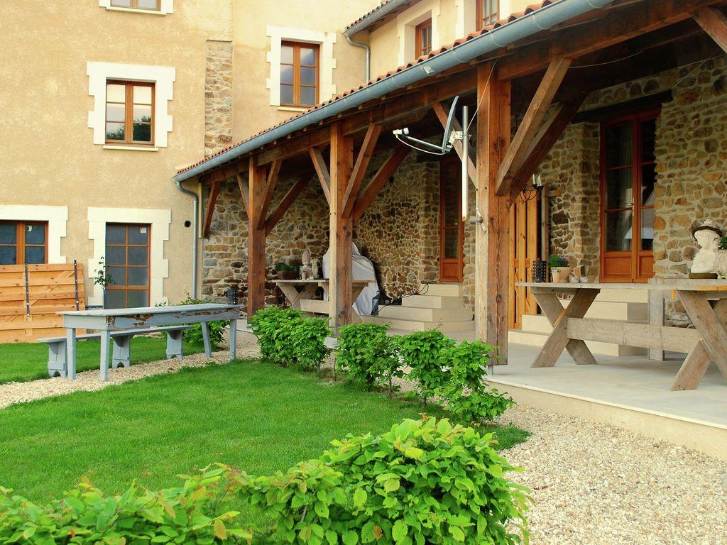 Ferienhaus Gemütliches Ferienhaus in Roussines mit eigener Terrasse (464997), Cherves Châtelars, Charente, Poitou-Charentes, Frankreich, Bild 21