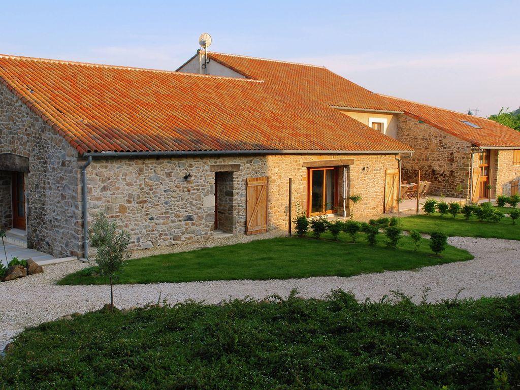 Ferienhaus Gemütliches Ferienhaus in Roussines mit eigener Terrasse (464997), Cherves Châtelars, Charente, Poitou-Charentes, Frankreich, Bild 2