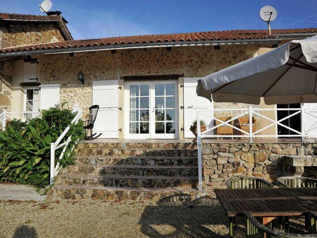 Ferienhaus Gemütliches Ferienhaus in Roussines mit eigener Terrasse (464997), Cherves Châtelars, Charente, Poitou-Charentes, Frankreich, Bild 4