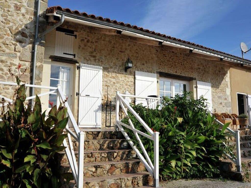 Ferienhaus Gemütliches Ferienhaus in Roussines mit eigener Terrasse (464997), Cherves Châtelars, Charente, Poitou-Charentes, Frankreich, Bild 5