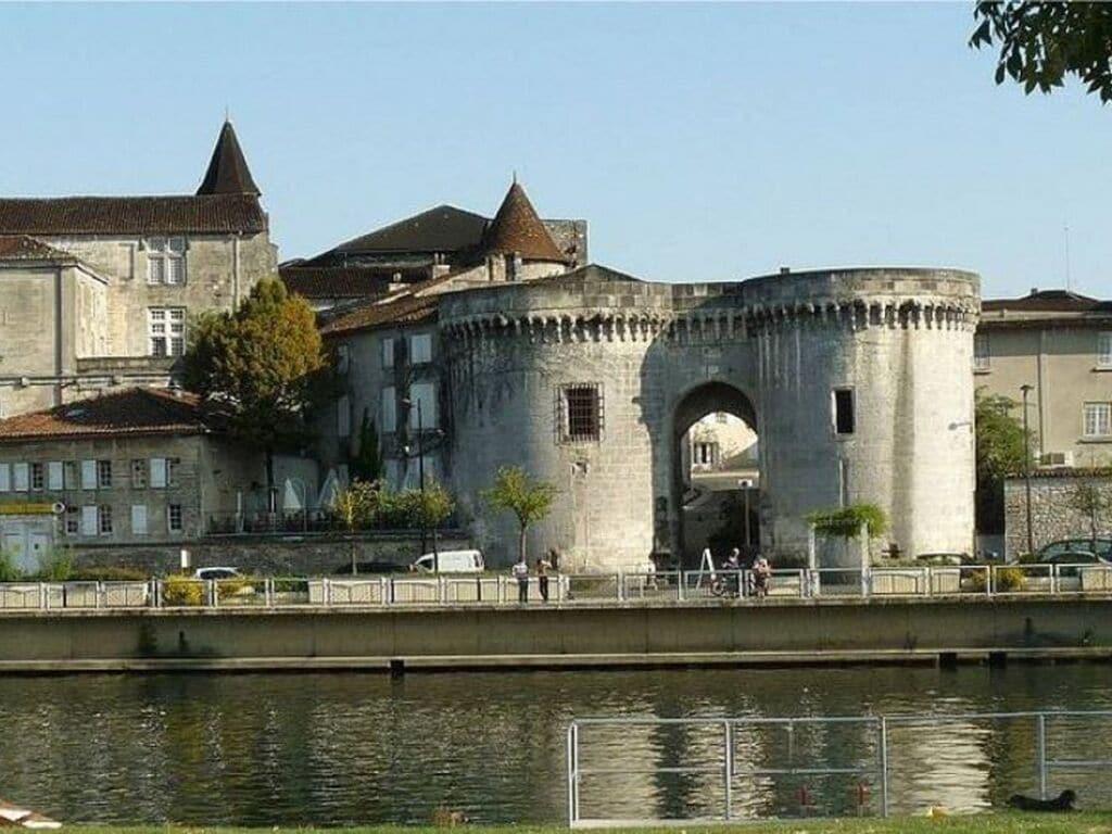 Ferienhaus Gemütliches Ferienhaus in Roussines mit eigener Terrasse (464997), Cherves Châtelars, Charente, Poitou-Charentes, Frankreich, Bild 38