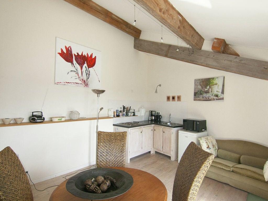 Ferienhaus Romantische Turm mit Dachterrasse, viel Privatsphäre und gebrauch beheiztem Pool (465003), Cherves Châtelars, Charente, Poitou-Charentes, Frankreich, Bild 12