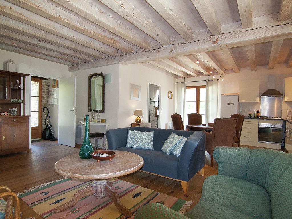 Ferienhaus Sehr schönes Ferienhaus mit Studio in einer Domäne mit beheiztem Pool. (465008), Cherves Châtelars, Charente, Poitou-Charentes, Frankreich, Bild 7