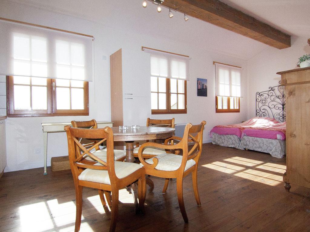 Ferienhaus Sehr schönes Ferienhaus mit Studio in einer Domäne mit beheiztem Pool. (465008), Cherves Châtelars, Charente, Poitou-Charentes, Frankreich, Bild 12