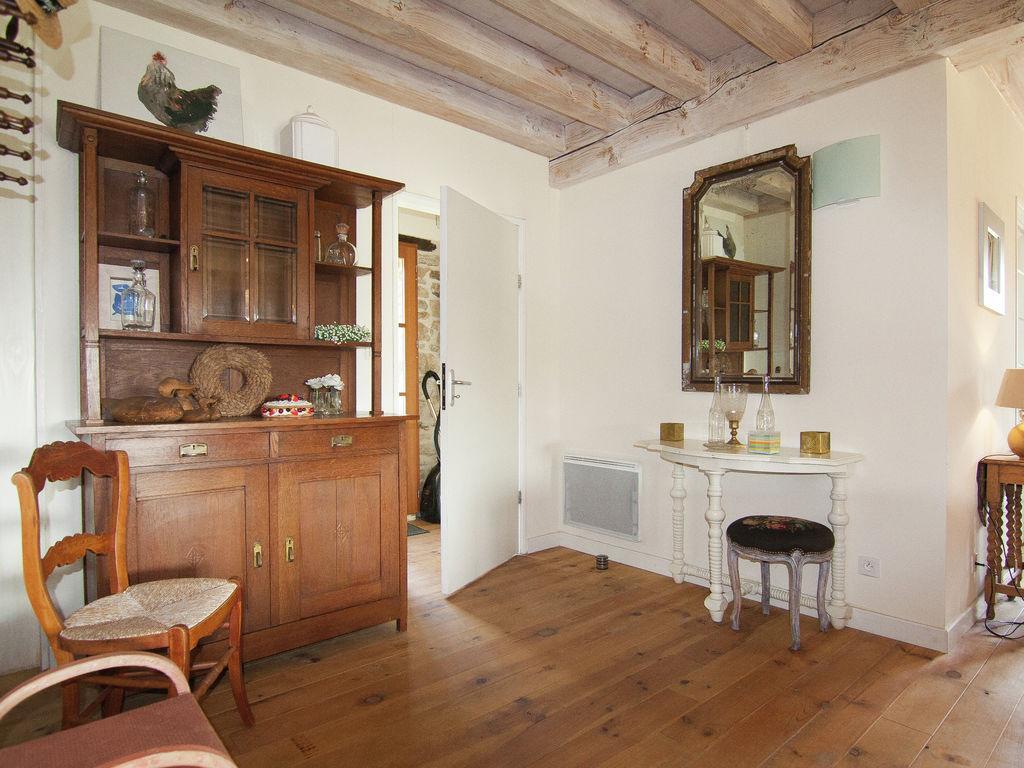 Ferienhaus Sehr schönes Ferienhaus mit Studio in einer Domäne mit beheiztem Pool. (465008), Cherves Châtelars, Charente, Poitou-Charentes, Frankreich, Bild 8