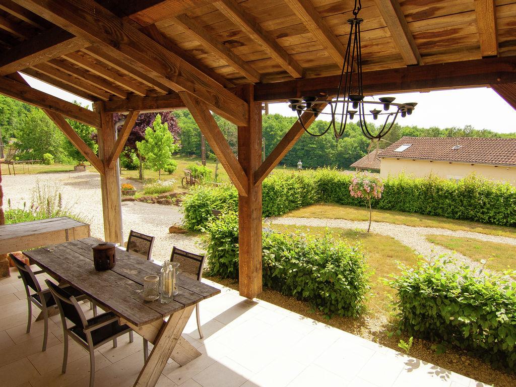 Ferienhaus Sehr schönes Ferienhaus mit Studio in einer Domäne mit beheiztem Pool. (465008), Cherves Châtelars, Charente, Poitou-Charentes, Frankreich, Bild 25