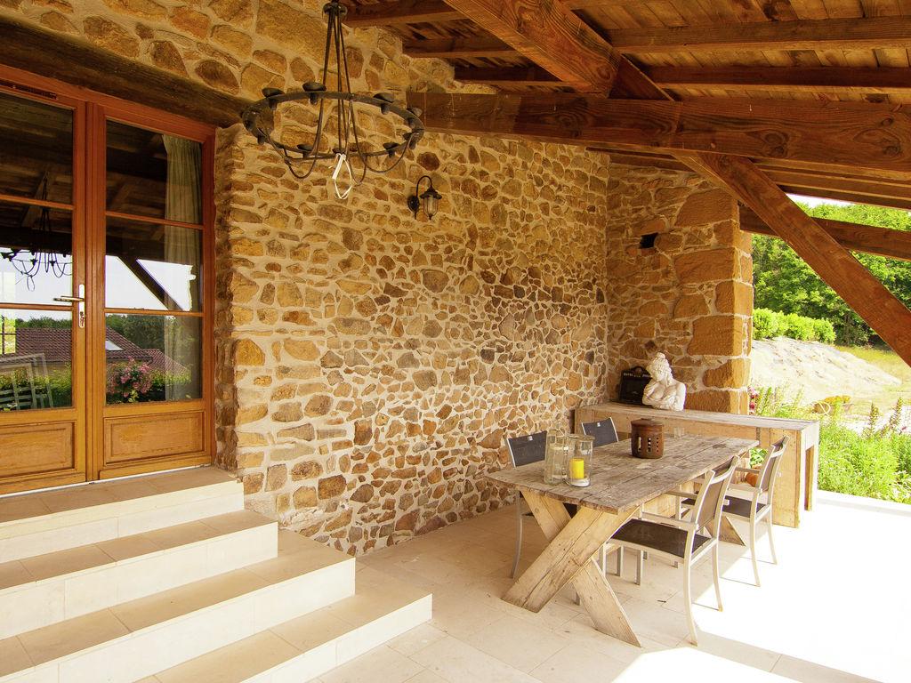 Ferienhaus Sehr schönes Ferienhaus mit Studio in einer Domäne mit beheiztem Pool. (465008), Cherves Châtelars, Charente, Poitou-Charentes, Frankreich, Bild 23
