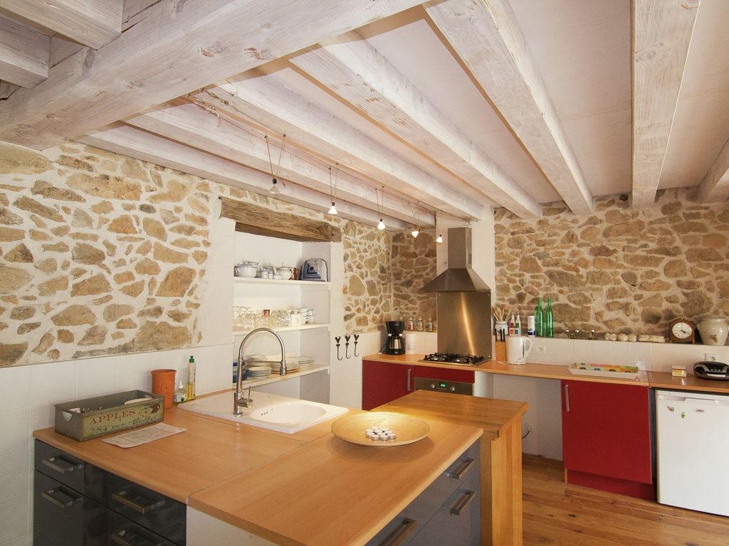 Ferienhaus für Behinderte geeignet auf einem Landgut mit einem beheizten Pool (465005), Cherves Châtelars, Charente, Poitou-Charentes, Frankreich, Bild 11