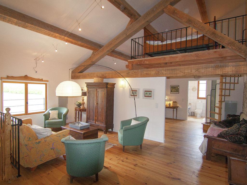 Ferienhaus für Behinderte geeignet auf einem Landgut mit einem beheizten Pool (465005), Cherves Châtelars, Charente, Poitou-Charentes, Frankreich, Bild 5